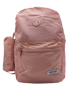 صورة شنطة ظهر و مقلمية - وردية