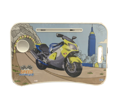 Picture of طاوله دراسية بطبعة Speed motorcycle